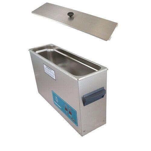 Crest Powersonic Ultrasonic Cleaner 2.5 Gallon Timer & Heat