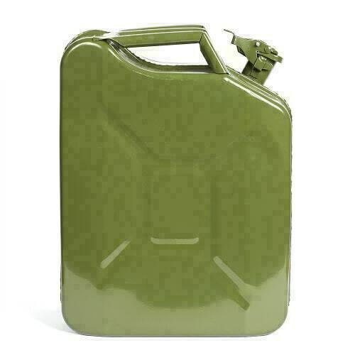 Brand New Ford Willys Jeep jerry Can Green colour (20 Liter)
