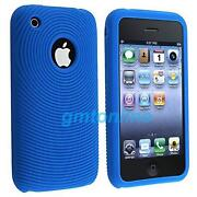 New Silicone Skin Back Case for iPhone 3G 3GS