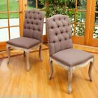 Oak French Country Chairs
