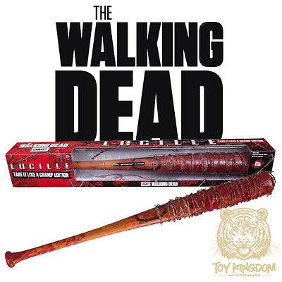 Mcfarlane Walking Dead Tv Lucille  Negans Bat  Bloody Edition 1 1 Prop Replica