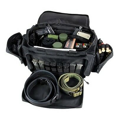NcStar Vism Hunting Expert Range Utility Gear Bag Carrying Case CVERB2930B Black