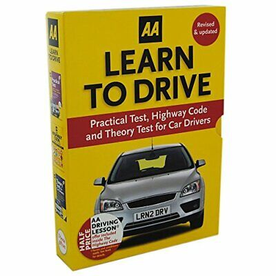Learn to Drive 3 in 1 Slipcase by Not Known Book The Cheap Fast Free Post