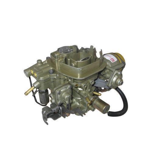 ford carburetor engine barrel 1981 carb ci mercury escort 6l carburetors parts 2bbl intake reman ros holley fuel air autozone