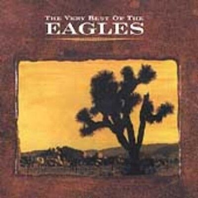 The Very Best of the Eagles [1994] New CD
