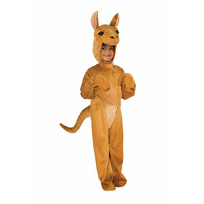 Toddler Plush Kangaroo Halloween Costume - Kangaroo Costume Halloween