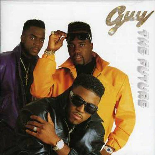 Guy - Guy the Future [New CD]