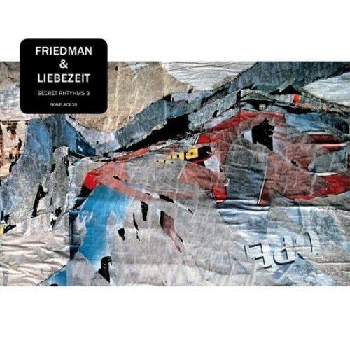 Burnt Friedman, Burnt Friedman & Jaki Liebezeit - Secret Rhythms 3 [New CD] Digi