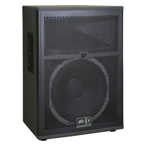 peavey sp5 speakers monitors ebay. Black Bedroom Furniture Sets. Home Design Ideas