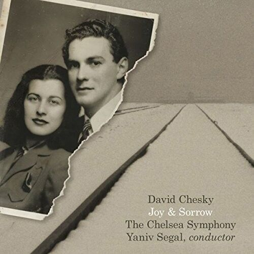 David Chesky - Joy & Sorrow [New CD]