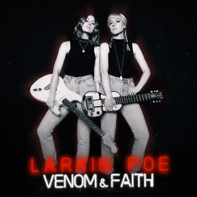 Roots Cd Album (Larkin Poe - Venom & Faith [New CD] Digipack)