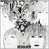 Beatles Revolver Record