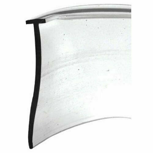 """Slide-Co 194342 Shower Door Bottom Seal, """"T"""", 5/32 In. X 36"""