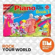 Piano Beginner Books