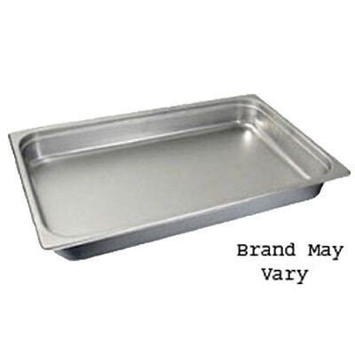 Steam-table Pan Stainless Full Size 12-34 X 20-34 Size 6