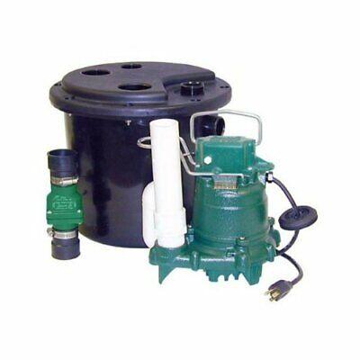 105 0001 sink and drain sump pump