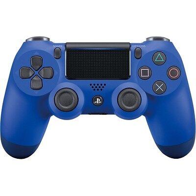 Sony DualShock 4 Wireless Controller - Wireless - Bluetooth - Wave Blue