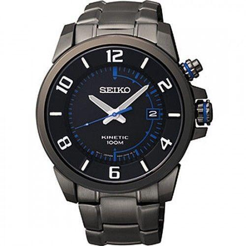mens seiko watch men s seiko kinetic watch