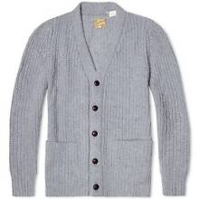 Levis Vintage Clothing Ribbed Cardigan Eden Hill Bassendean Area Preview