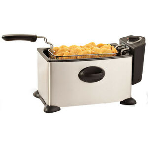 Sensio Intertek  deep fryer, capacity: 3,5 l