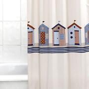 Beach Hut Curtains