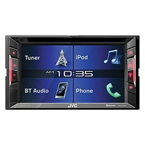 BRAND NEW!!! Jvc KWV140BT Double Din