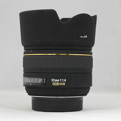 Sigma DC 30mm F/1.4 AF HSM DC Lens For Nikon
