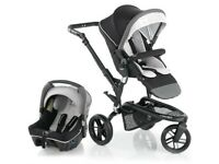 Used Jane Trider Travel System