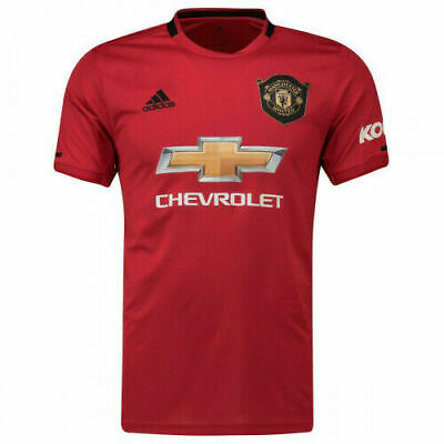 Manchester United Home Shirt 2019/20