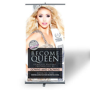 Pop Up Banners| Retractable Banners | Exhibition Graphics Kingston Kingston Area image 3