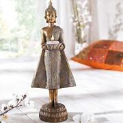Buddha Kerzenhalter