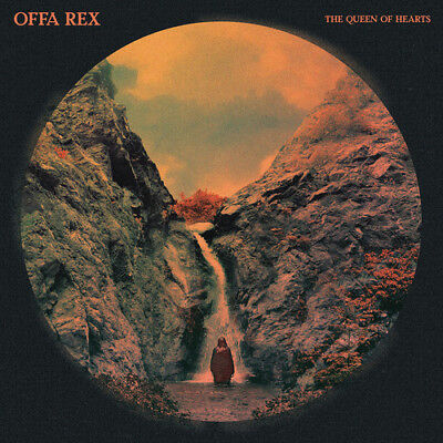 Offa Rex - The Queen Of Hearts [New CD]