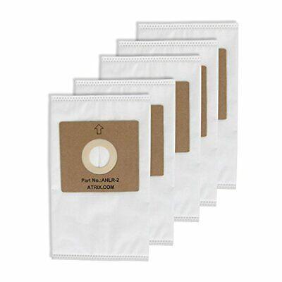 Atrix - AHLR-2 HEPA Filter Bags - Replacement Vac Filter Bag for AHSC-1 Lil