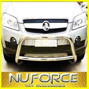 Holden Captiva 5 & 7 CG S1  (2006-2010)  Nudge Bar / Grille Guard