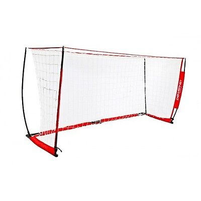 PowerNet Portable Soccer Goal 12x6 w/ FREE Carry Bag + FREE Shipping!