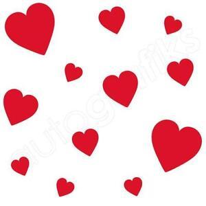 Heart Stickers Ebay
