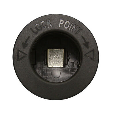 Panel Mount Cigarette Lighter Socket Automotive Marine Grade Waterproof Cap