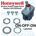 Paddle Single Pole, Double Throw (SPDT) Industrial Toggle Switches