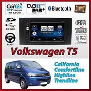 VW T5 Navigation