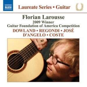 Gitarrenrecital - Larousse,Florian -  * CD*NEU*747313256570