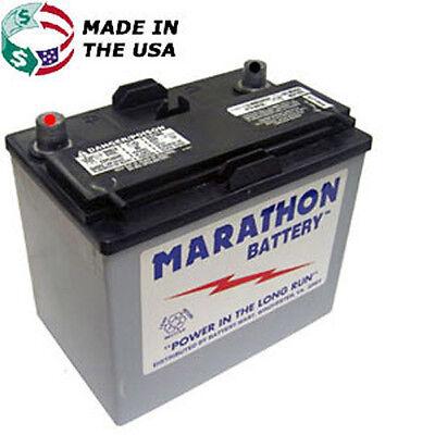 Mazda Miata Battery - NEW - Made in the USA [MAR-8AM-U1R]