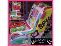 Shopkins Character Themed Gaming Style Chair