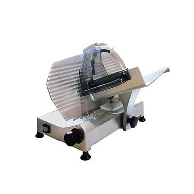 Omcan Usa 220f 10 Inch Gravity Feed Manual Meat Slicer