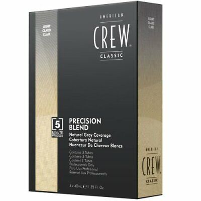 Best Precision Blend for Men's Hair Natural Gray Coverage