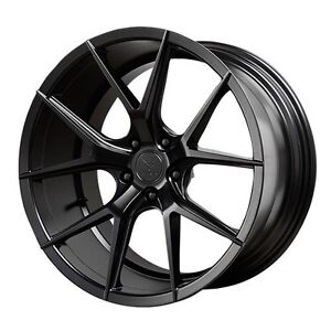 NOW IN STOCK!! BRAND NEW! V99 AXIS SATIN BLACK RIMS