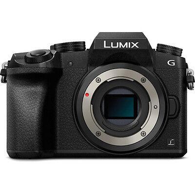 Panasonic Lumix DMC-G7 Mirrorless Micro Four Thirds Digital Camera!! Body Only!!
