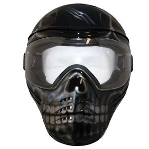 Save Phace Masque Tactique Série Tagged airbrush artisanal *NEUF