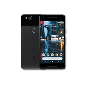 64GB Pixel 2 XL Just Black w/ case and new screen protector!