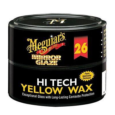 Yellow Paste (Meguiars HiTech Yellow Wax/Paste #M2611 )