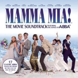 Various Artists : Mamma Mia!: The Movie Soundtrack CD (2008)